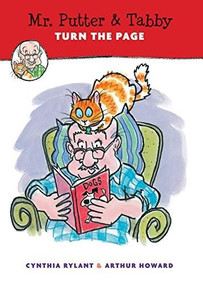 Mr. Putter & Tabby Turn the Page - 9780544582323 by Cynthia Rylant, Arthur Howard, 9780544582323
