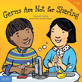 Germs Are Not for Sharing - 9781575421971 by Elizabeth Verdick, Marieka Heinlen, 9781575421971