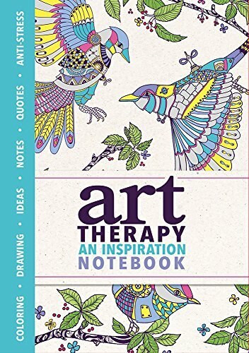 Art Therapy: An Inspiration Notebook by Sam Loman, 9780762459889