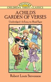 A Child's Garden of Verses - 9780486273013 by Robert Louis Stevenson, 9780486273013