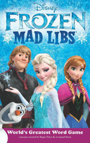 Frozen Mad Libs by Mad Libs, 9780843183047