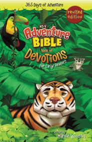 Adventure Bible Book of Devotions for Early Readers, NIrV (365 Days of Adventure) by Marnie Wooding, 9780310746171