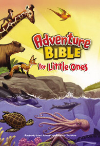 Adventure Bible for Little Ones by Catherine DeVries, 9780310753667
