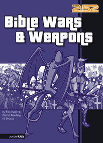 Bible Wars and Weapons by Rick Osborne, Marnie Wooding, Ed Strauss, Michael Moore, 9780310703235