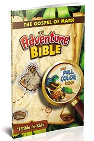 NIV, Adventure Bible: The Gospel of Mark, Paperback, Full Color by Lawrence O. Richards, 9780310739876