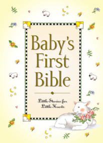Baby's First Bible (Miniature Edition) by Melody Carlson, 9780310704485
