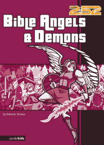 Bible Angels and Demons by Rick Osborne, Ed Strauss, Anthony Carpenter, 9780310707752