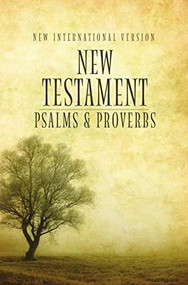 NIV, New Testament with Psalms  and   Proverbs, Pocket-Sized, Paperback (Miniature Edition) by  Zondervan, 9781563206665