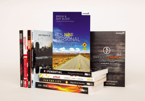 Exponential Series Complete Set (Essential Resources for Church Planters and Missional Leaders), 9780310526704
