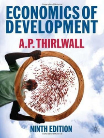 Economics of Development (Theory and Evidence) by A. P. Thirlwall, 9780230222298