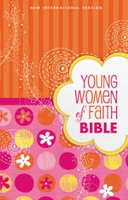 NIV, Young Women of Faith Bible, Hardcover by Susie Shellenberger, 9780310730866