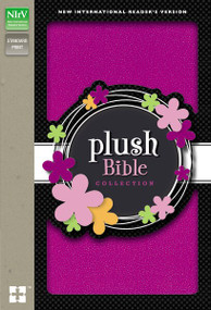 NIrV, Plush Bible Collection, Hardcover, Purple by  Zondervan, 9780310746942