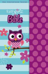 NIV, Faithgirlz Bible, Hardcover by Nancy N. Rue, 9780310750079