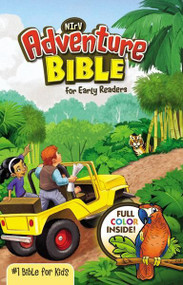 NIrV, Adventure Bible for Early Readers, Hardcover, Full Color by Lawrence O. Richards, 9780310727422