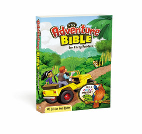 NIrV, Adventure Bible for Early Readers, Paperback, Full Color by Lawrence O. Richards, 9780310727439