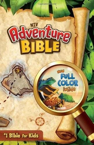 NIV, Adventure Bible, Hardcover, Full Color by Lawrence O. Richards, 9780310727477