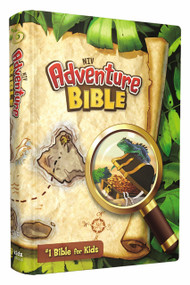 NIV, Adventure Bible, Paperback, Full Color by Lawrence O. Richards, 9780310727484