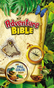 NIV, Adventure Bible Lenticular (3D Motion), Hardcover, Full Color, 3D Cover by Lawrence O. Richards, 9780310727552