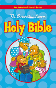 NIrV, The Berenstain Bears Holy Bible, Large Print, Hardcover by  Zondervan, 9780310744115