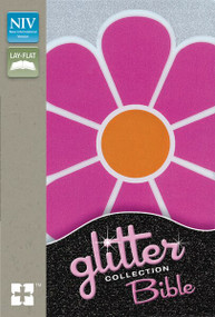 NIV, Glitter Bible Collection, Leathersoft, Pink - 9780310744511 by  Zondervan, 9780310744511