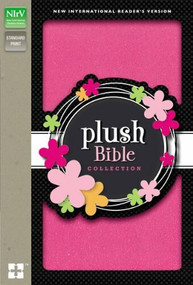NIrV, Plush Bible Collection, Hardcover, Pink by  Zondervan, 9780310747000