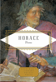 Horace (Poems) (Miniature Edition) by Horace, Paul Quarrie, 9781101907672