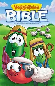 NIrV, VeggieTales Bible, Hardcover by  Zondervan, 9780310744641