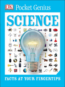 Pocket Genius: Science (Facts at Your Fingertips) (Miniature Edition) by DK, 9781465445919