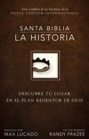 Santa Biblia La Historia NVI by Randy Frazee, 9780829758986