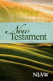 NIrV, New Testament: Anglicised Edition, Paperback by  Zondervan, 9781623371371