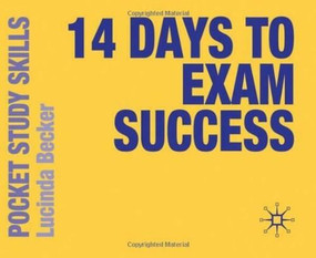 14 Days to Exam Success (Miniature Edition) by Lucinda Becker, 9780230249103