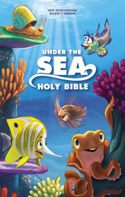 NIrV, Under the Sea Holy Bible, Hardcover by  Zondervan, 9780310754046
