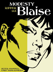 Modesty Blaise: Ripper Jax by Peter O'Donnell, Enric Badia Romero, 9781783298587