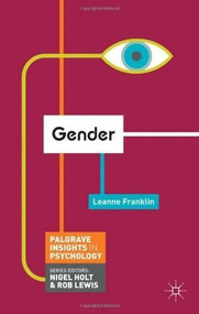 Gender - 9780230302730 by Leanne Franklin, 9780230302730