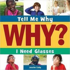 I Need Glasses - 9781633627031 by Jennifer Colby, 9781633627031