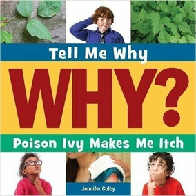 Poison Ivy Makes Me Itch - 9781633627055 by Jennifer Colby, Adam Weber, 9781633627055