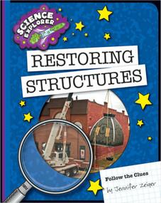 Restoring Structures - 9781633624184 by Jennifer Zeiger, 9781633624184