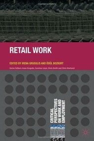 Retail Work by Irena Grugulis, Ödül Bozkurt, 9780230283572
