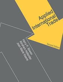 Applied International Trade by Harry P. Bowen, Abraham Hollander, Jean-Marie Viaene, 9780230521544