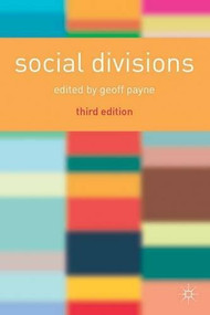 Social Divisions by Geoff Payne, 9780230228214