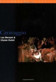 Caravaggio - 9780851707242 by Leo Bersani, Ulysse Dutoit, 9780851707242