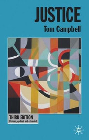 Justice - 9780230221673 by Tom D. Campbell, 9780230221673