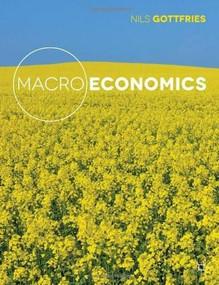 Macroeconomics by Nils Gottfries, 9780230275973
