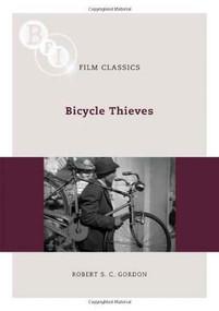 Bicycle Thieves (Ladri di biciclette) by Robert Gordon, 9781844572380