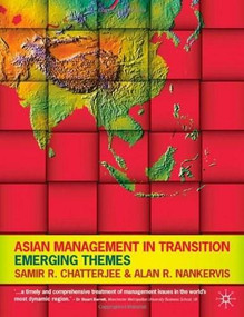 Asian Management in Transition (Emerging Themes) by Samir Chatterjee, Alan Nankervis, 9780230007741