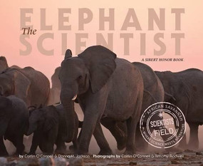 The Elephant Scientist - 9780544668300 by Caitlin O'Connell, Donna M. Jackson, Timothy Rodwell, 9780544668300