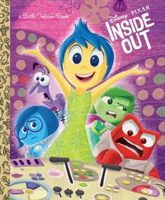 Inside Out (Disney/Pixar Inside Out) by RH Disney, Alan Batson, 9780736436298