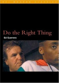 Do the Right Thing by Ed Guerrero, 9780851708683