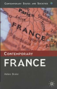 Contemporary France by Helen Drake, 9780333792445