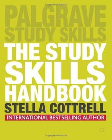 The Study Skills Handbook by Stella Cottrell, 9780230369689